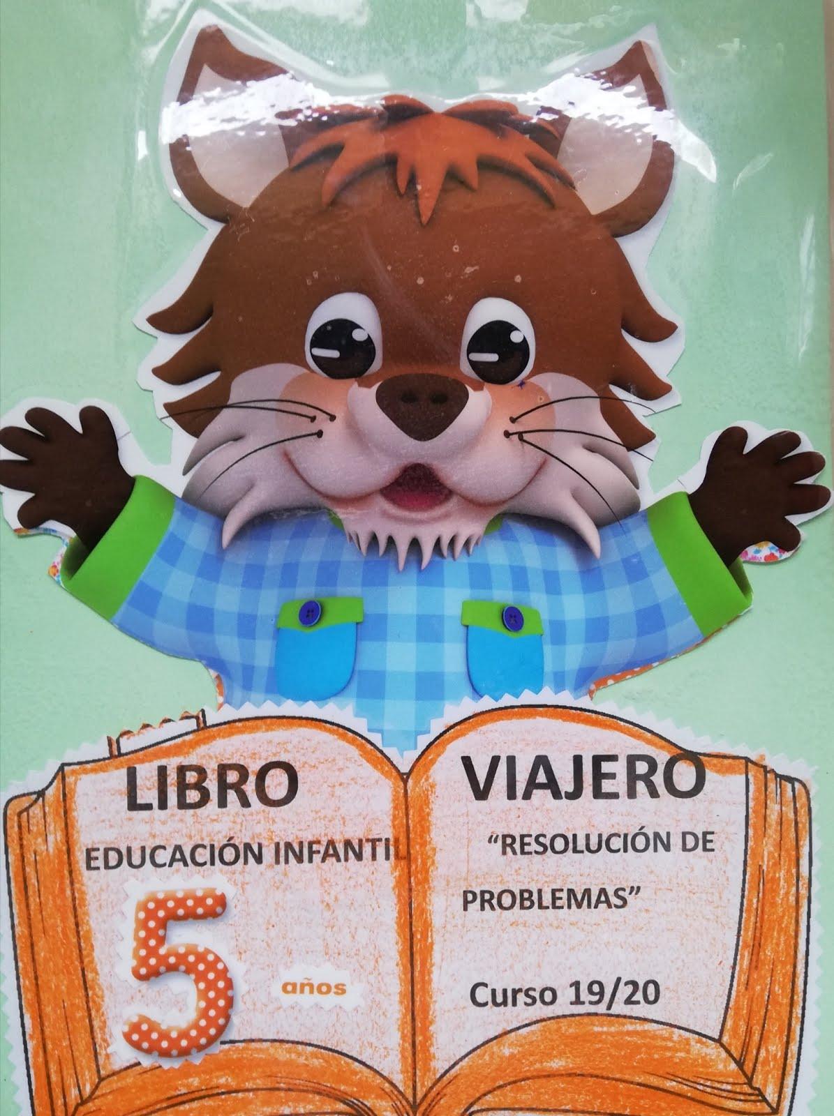 """LIBRO VIAJERO POQUÉ""""RESOLUCIÓN DE PROBLEMAS"""""""