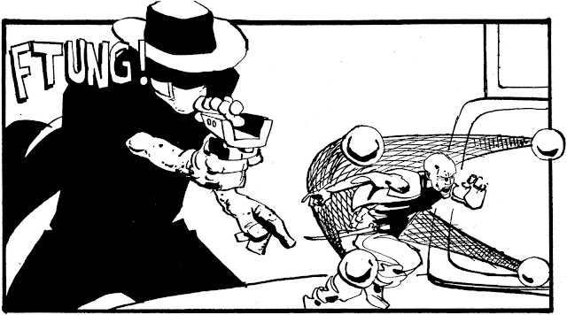 The Mice: Culture Shock