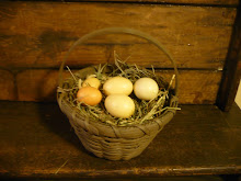 Primitive Easter Basket