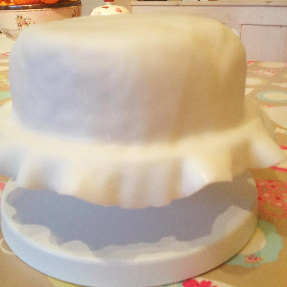 Jo S Blue Aga Icing And Decorating Christmas Cakes