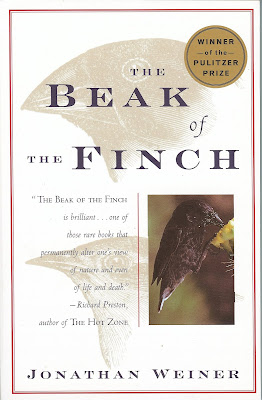 The Beak of the Finch Front Cover