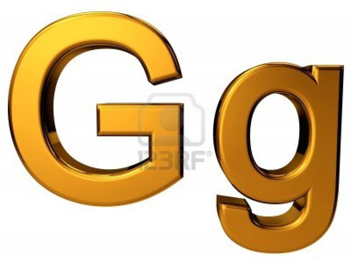 Aprende a leer g for Cose con la g