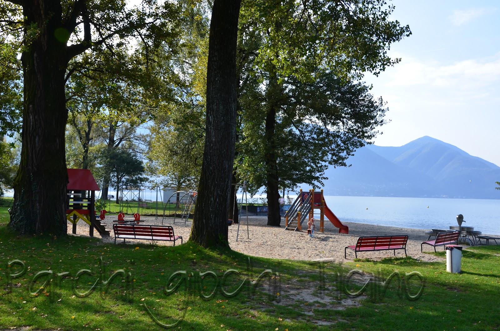 Parco giochi bagno pubblico femaro ascona locarnese parchi giochi ticino - Bagno pubblico ascona ...