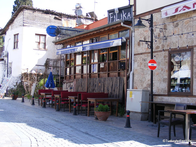 Filika Bar in Antalya