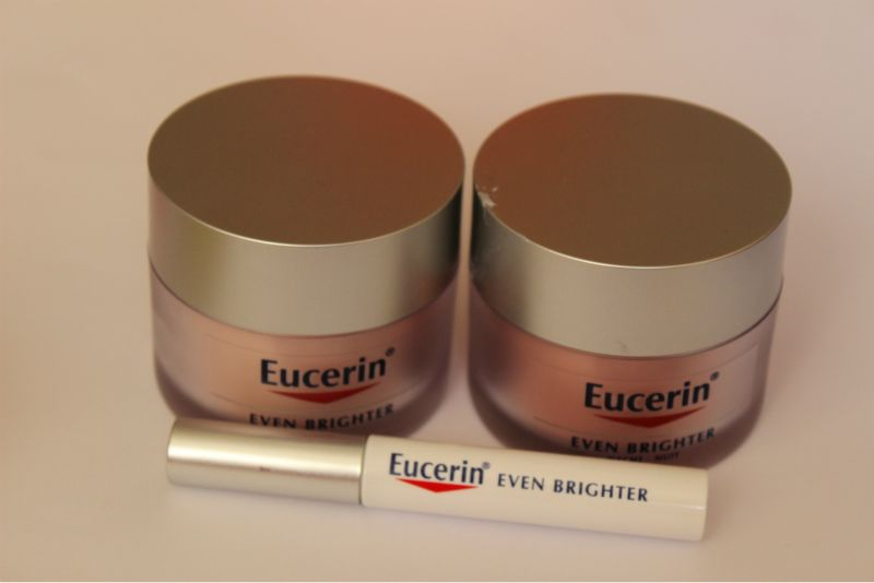 eucerin even brighter the sunday girl. Black Bedroom Furniture Sets. Home Design Ideas