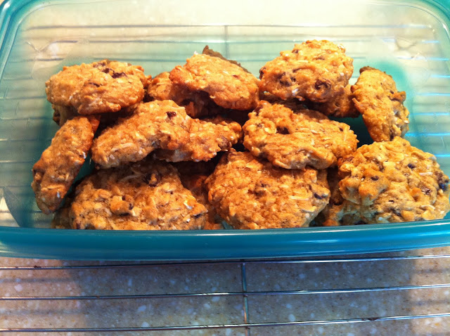 Shortcut Recipes: Oatmeal Butterscotch Drop Cookies