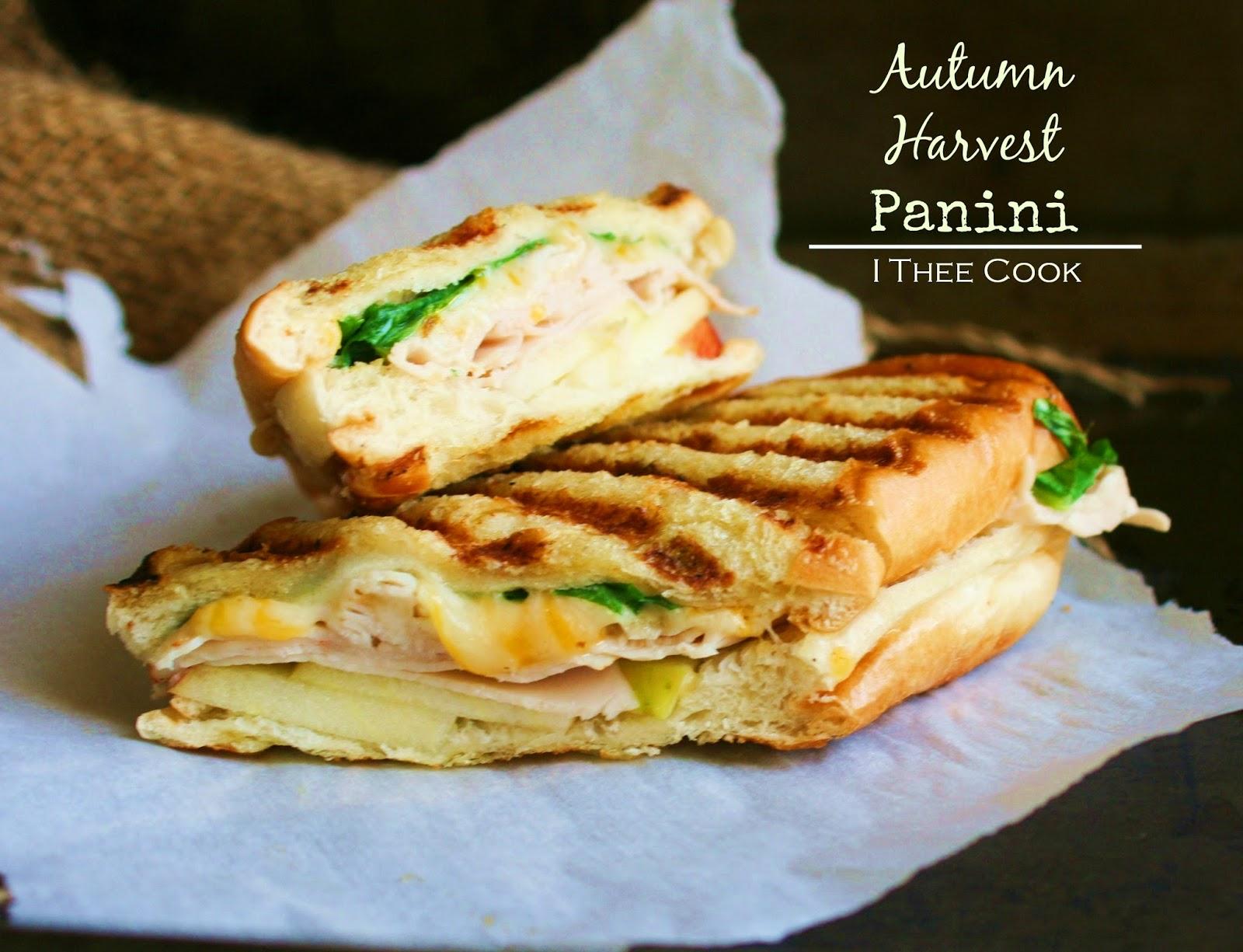 how to make the perfect panini