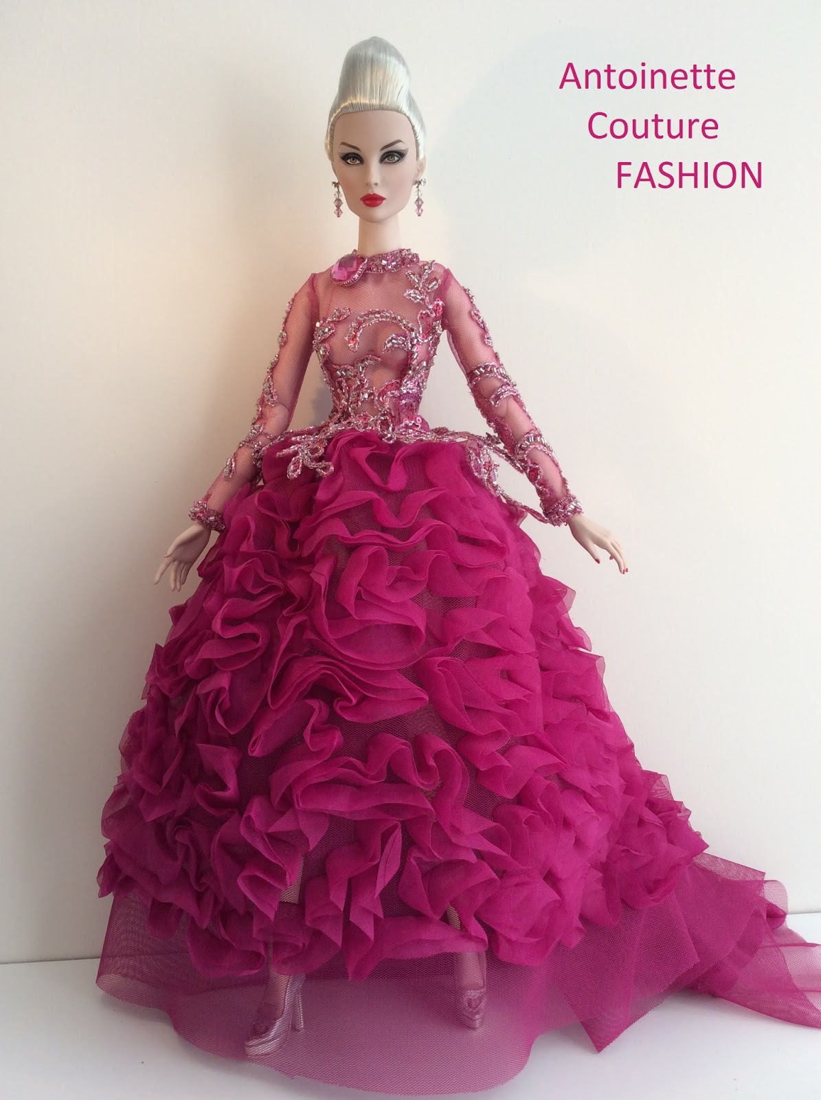 Fashion Dolls Couture - Unlimited: Brilliant Beauty