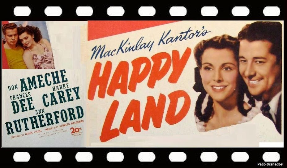 HAPPY LAND (1943)