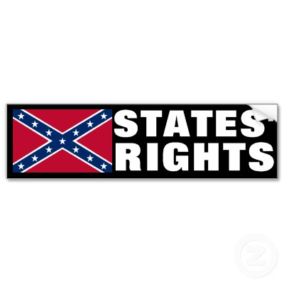 states rights and federal authority Southerners consistently argued for states rights and a weak federal government  but it was not until the 1850s that they raised the issue of secession.