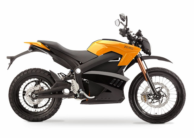 zero is the european electric motorcycle of the year 2