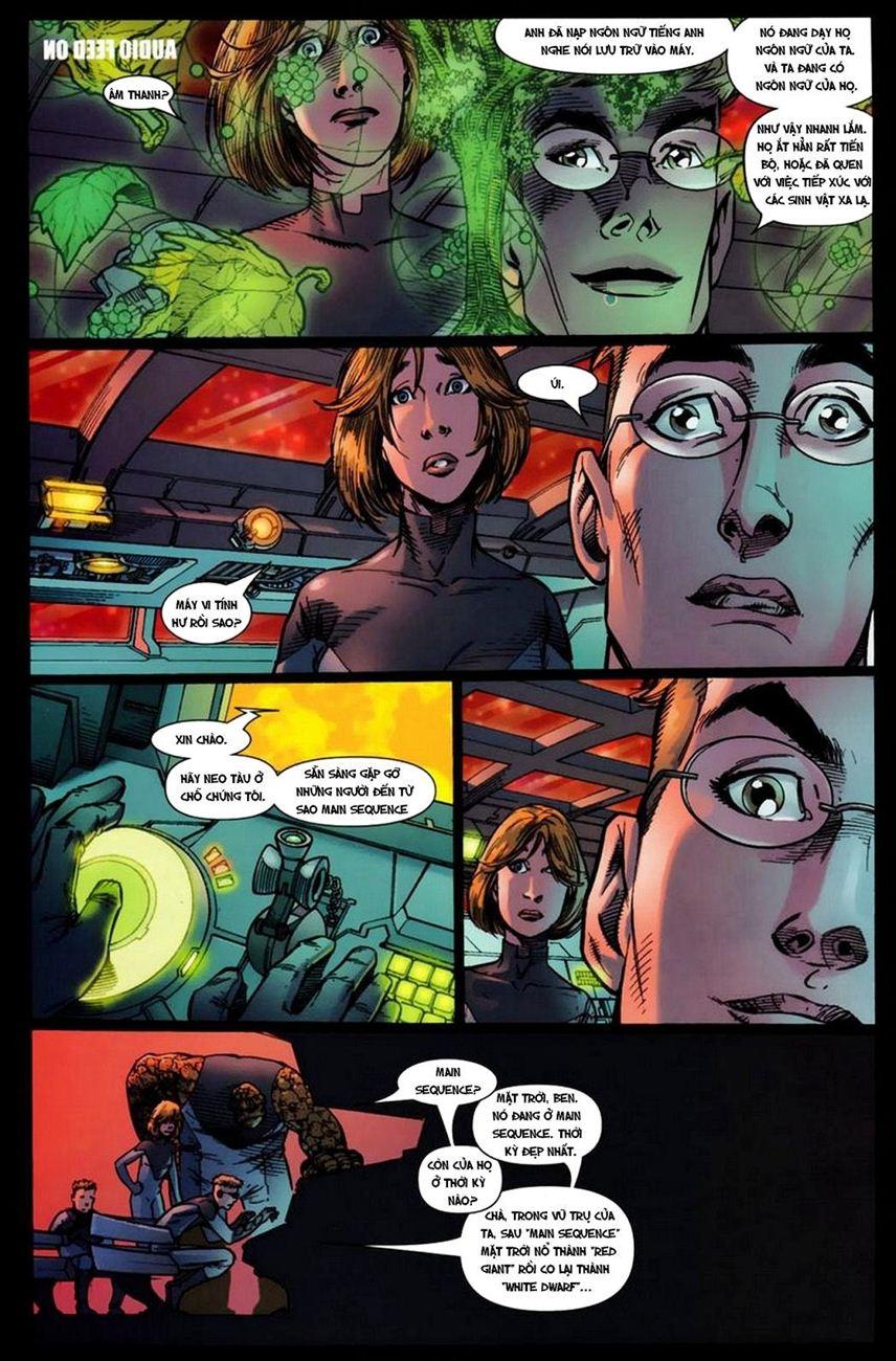 Ultimate Fantastic Four chap 15 - Trang 20