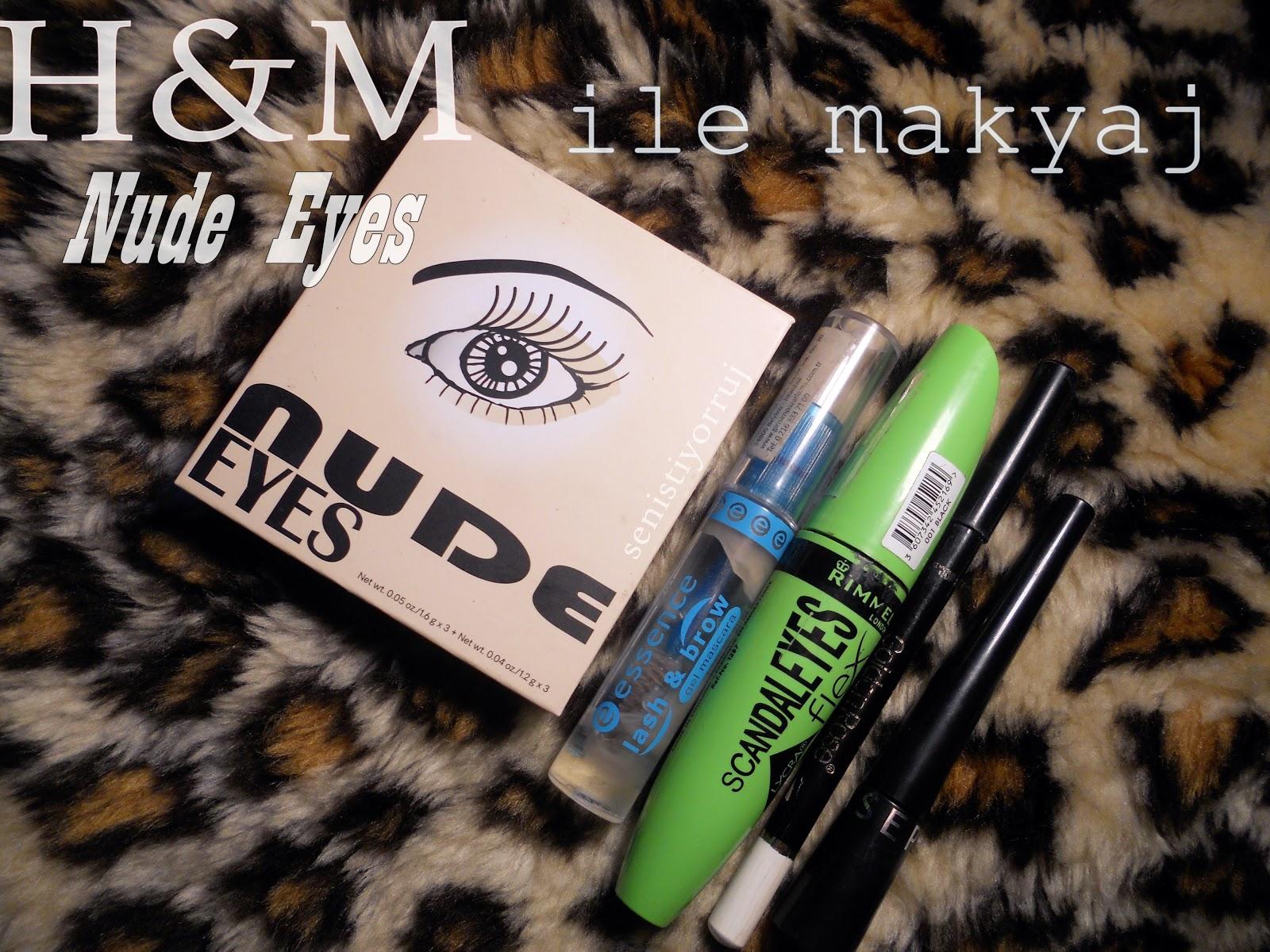 H&M-Nude-Eyes-Palet