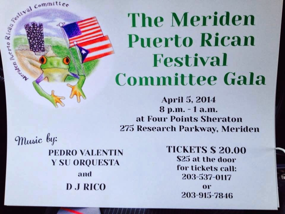 The FICKLIN MEDIA GROUP,LLC: The Meriden Puerto Rican Festival Committee Gala