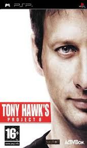 Download - Tony Hawks Project 8 - PSP - ISO