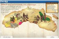 África: berço da humanidade e do conhecimento