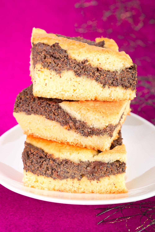 Mohn- Kuchen auf Mürbeteig – mein-dolcevita.de