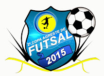 COPA AGRESTE DE FUTSAL 2015