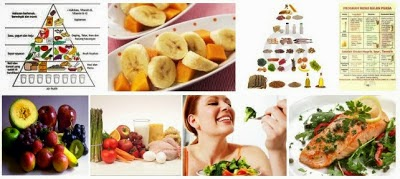 Menu Diet Sehat Alami Cara Menurunkan Berat Badan