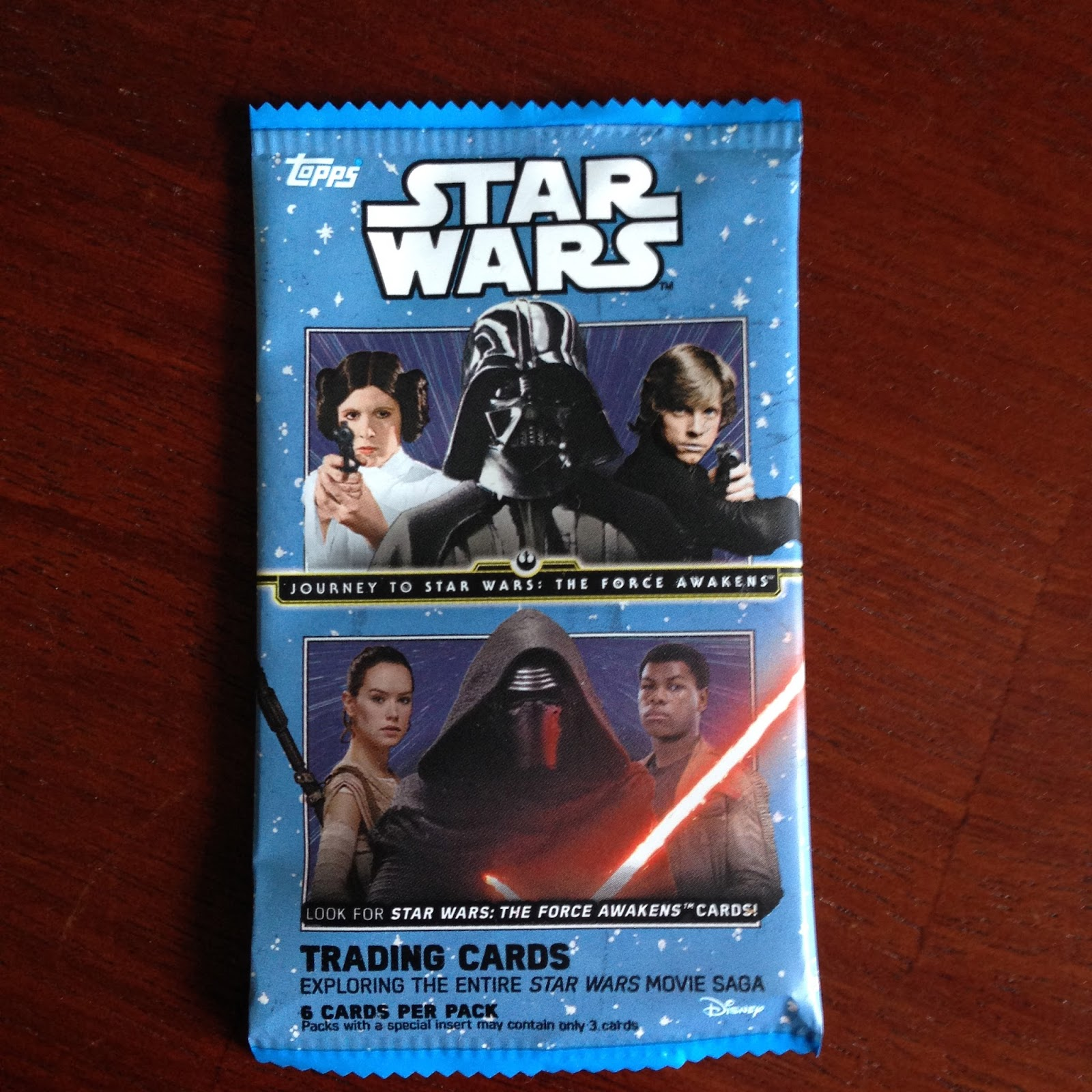 2015 STAR WARS JOURNEY TO THE FORCE AWAKENS 110 CARD SET W// 7 INSERT SETS