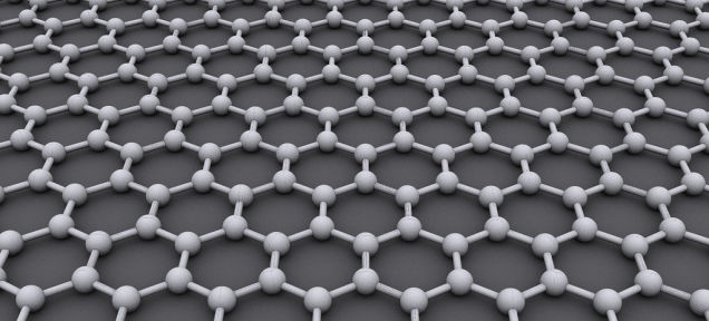 Graphene Could Absorb an Unlimited Amount of Heat