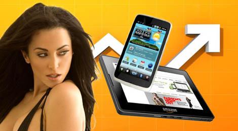 Pasar Android Naik 40 Persen