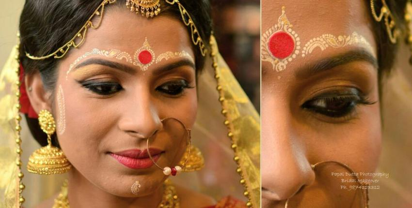 Indian West Bengal Bridal Wedding Jewellery Collection 31 Fashion
