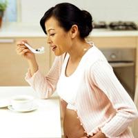 Cháo hải sản bổ sung canxi cho mẹ bầu