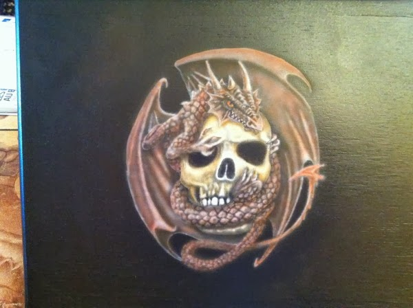 photo6 tuto skull et dragon par bysoairdisign