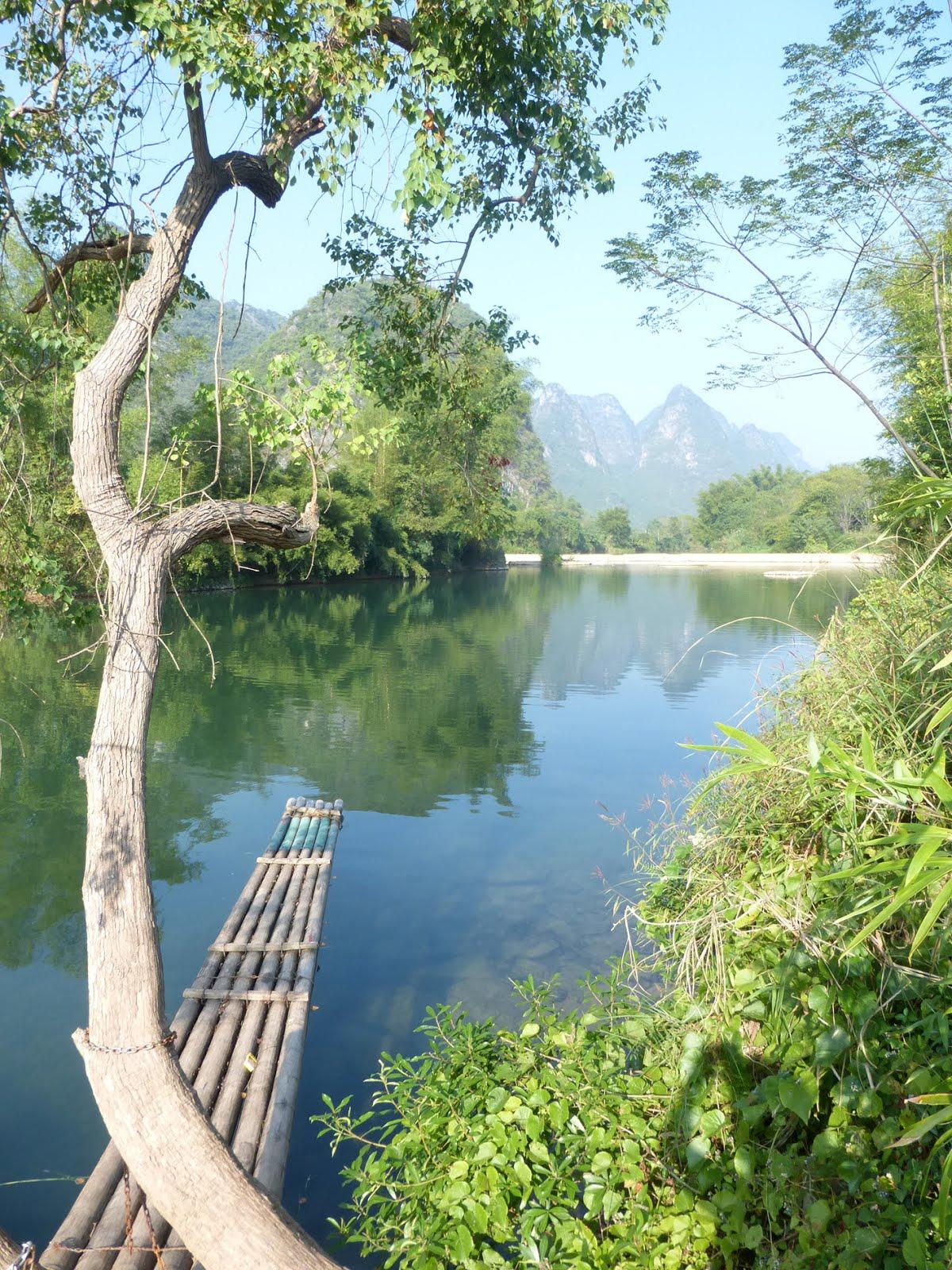 Magique rivière Yu Long