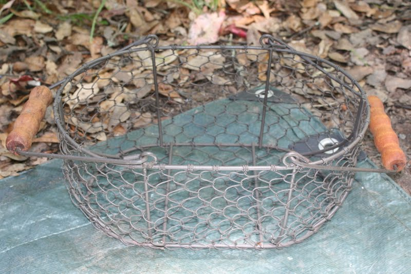 Reloved Rubbish: French Country Baskets