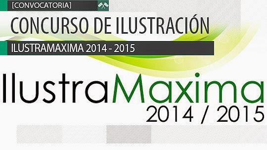 Concurso Internacional de Ilustración ILUSTRAMAXIMA