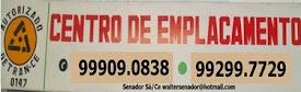DESPACHANTE DE SENADOR SÀ DO  ESTADO DO CEARÁ