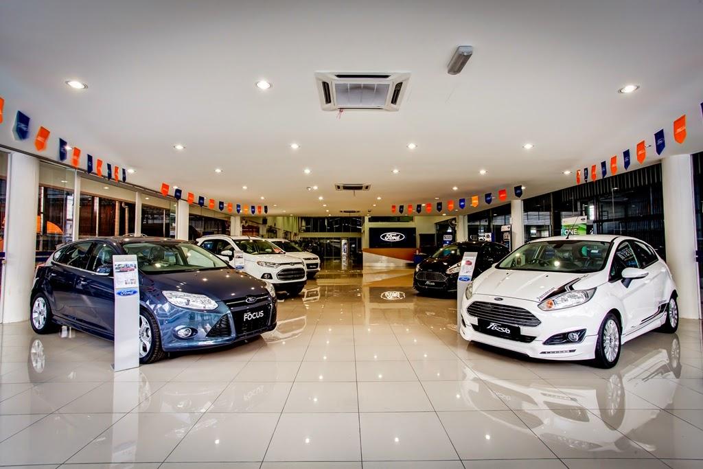 Ford Catat Rekod Jualan Terbaik Di Malaysia Untuk Bulan Januari