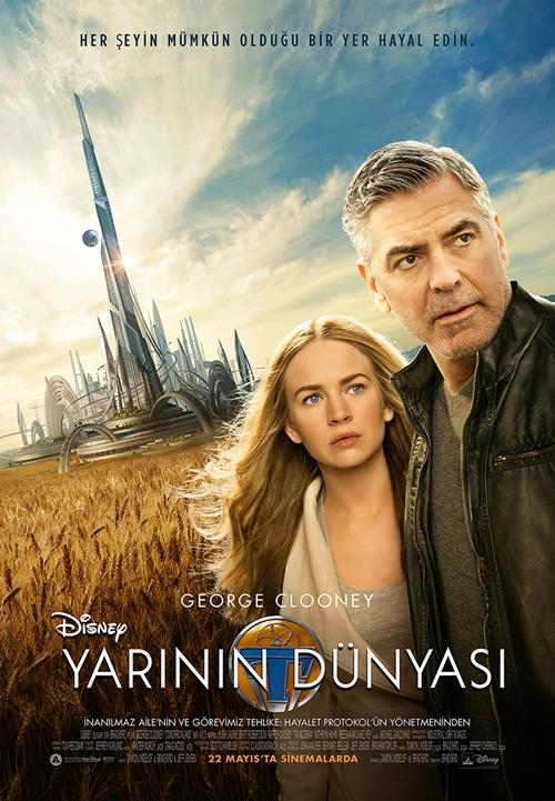 Yarının Dünyası (2015) Mkv Film indir