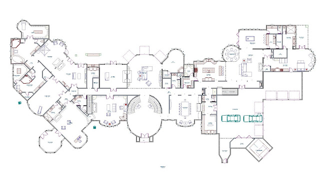 Cool Also I started on another very similar floor plan which serves as a revised version of the first one This one offers larger rooms and a layout that u