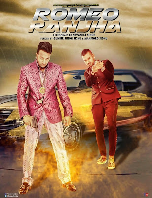 Poster Of Romeo Ranjha (2014) Full Punjabi Movie Free Download Watch Online At worldfree4u.com