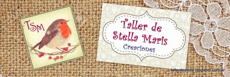 El taller de Stella Marias