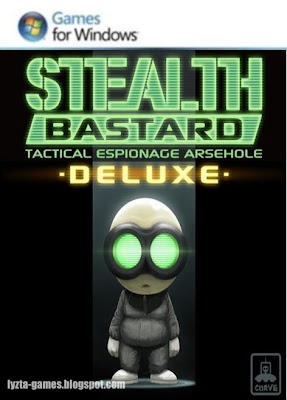 Stealth Bastard Deluxe PC Cover
