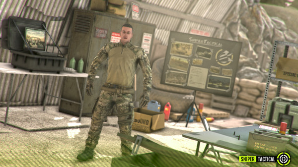 Sniper Tactical PC Game Free Download