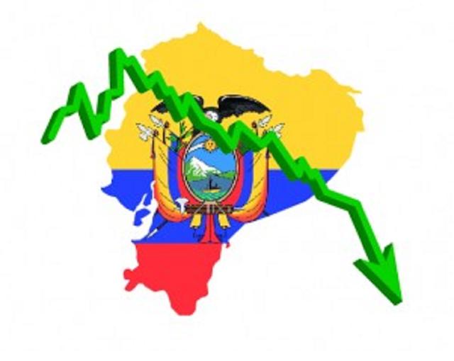 ecuador recesión