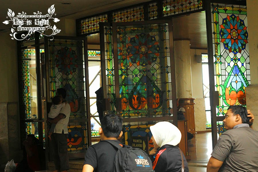 masjid at ta awun pintu