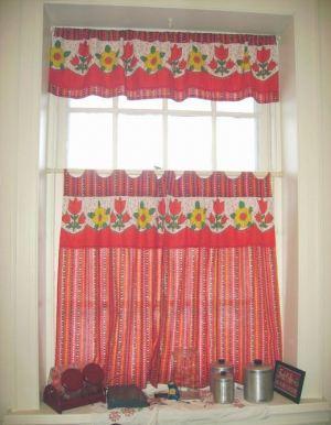 Ideas para cortinas de cocina decoraci n for Catalogo de cortinas para cocina