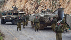 Iranian Forces Building Along Syrian Border, Israel Worried