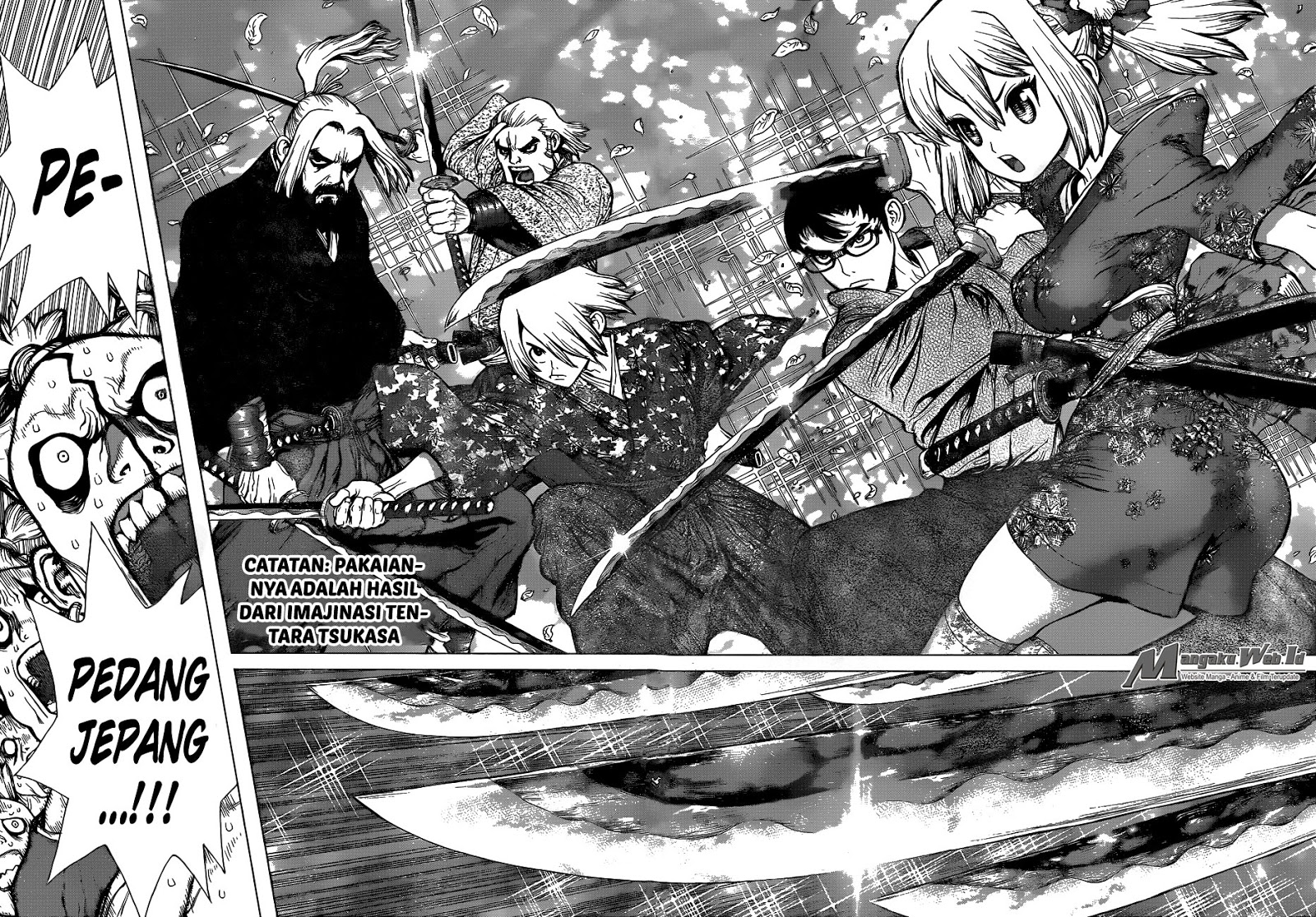 Dr. Stone Chapter 47-15