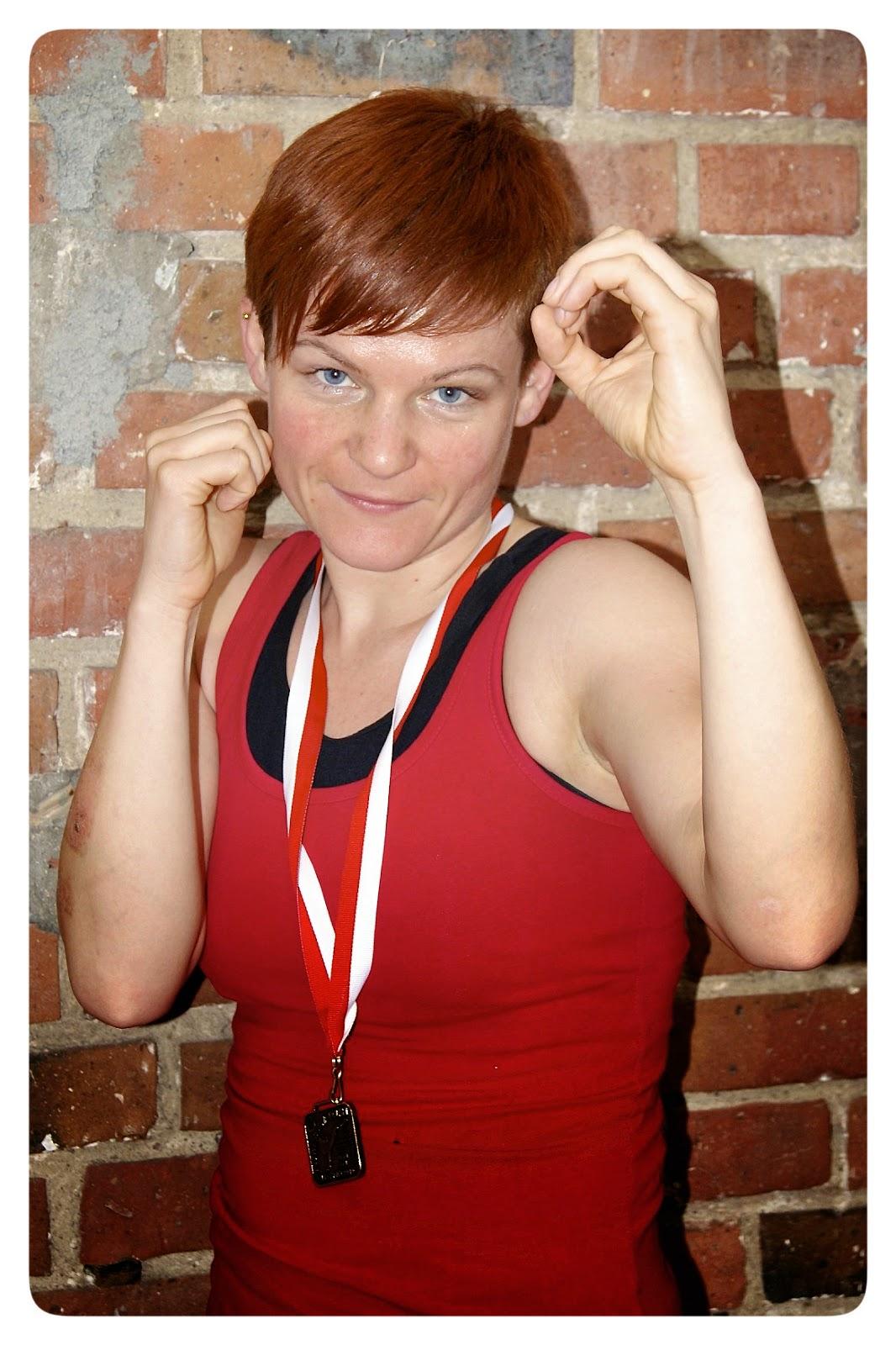Ewa Boś, kickboxing, trening, Zielona Góra, sport, Nowa Sól, K-1, Insbruck, Austian Clasicc