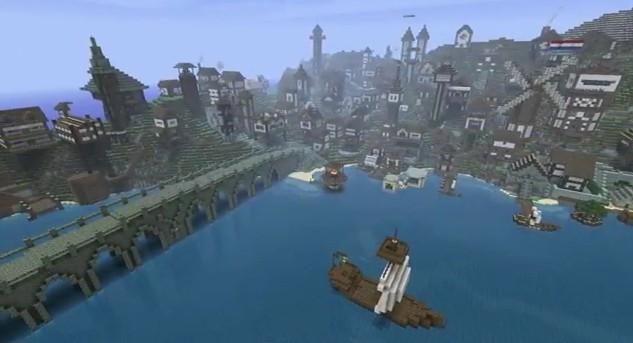Septembre 2011 minecraft france - Video de minecraft ville ...
