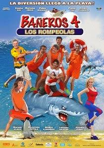 Bañeros 4: Los rompeolas – DVDRIP LATINO