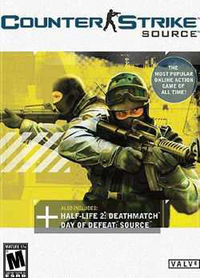 Download Counter-Strike Source 2013 Full Free PC Game nosTEAM