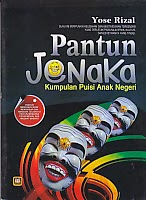 toko buku rahma: buku PANTUN JENAKA, pengarang yose rizal, penerbit pustaka setia